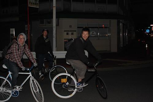 NAGOYA33 グループライド @花見