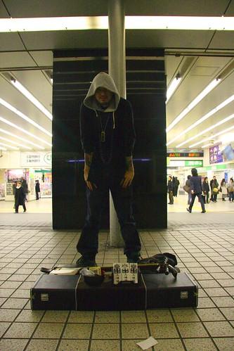 Atushi Sakata aka Tokyo Ghetto Shamisen
