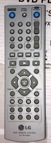 Remote Control Front