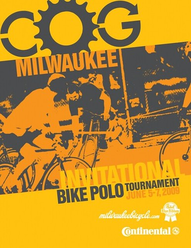 COG invitational polo flier