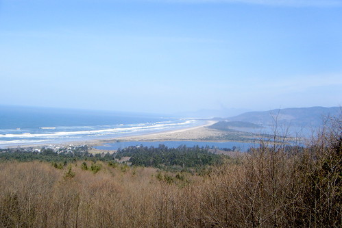 Looking North from Cape Meares