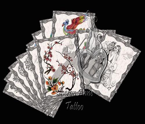 tattoo desenhos. Série de Desenhos para Tattoo