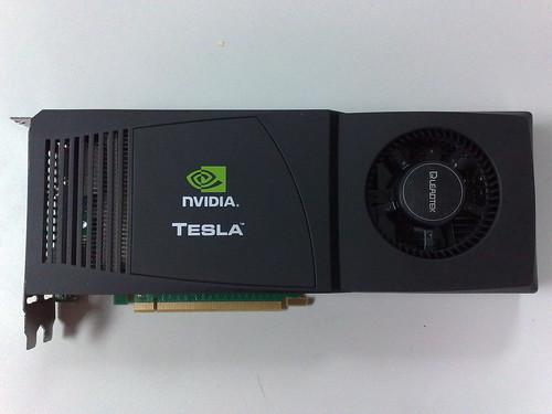 nVidia_TESLA GPU