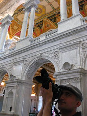 Photographing the Library of Congress