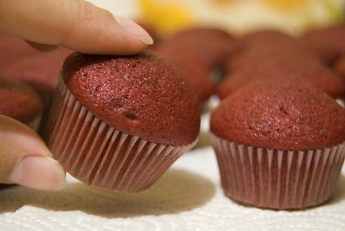 naked red velvet cupcakes