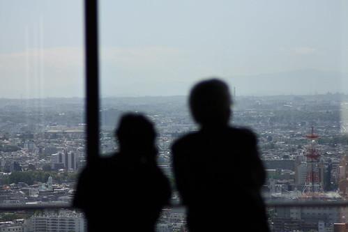 恵比寿ガーデンプレイスタワー展望台
