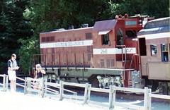RC&BGRR (Graham Toys) Tags: engine shay locomotive roaringcamp