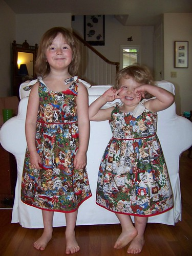 XMass dresses