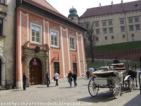 Pałac Górków w Krakowie