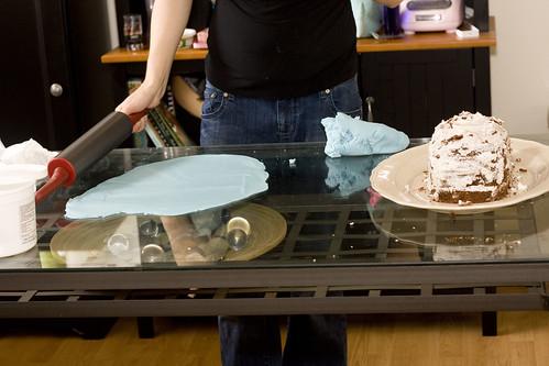 Whale Cake - Step 5
