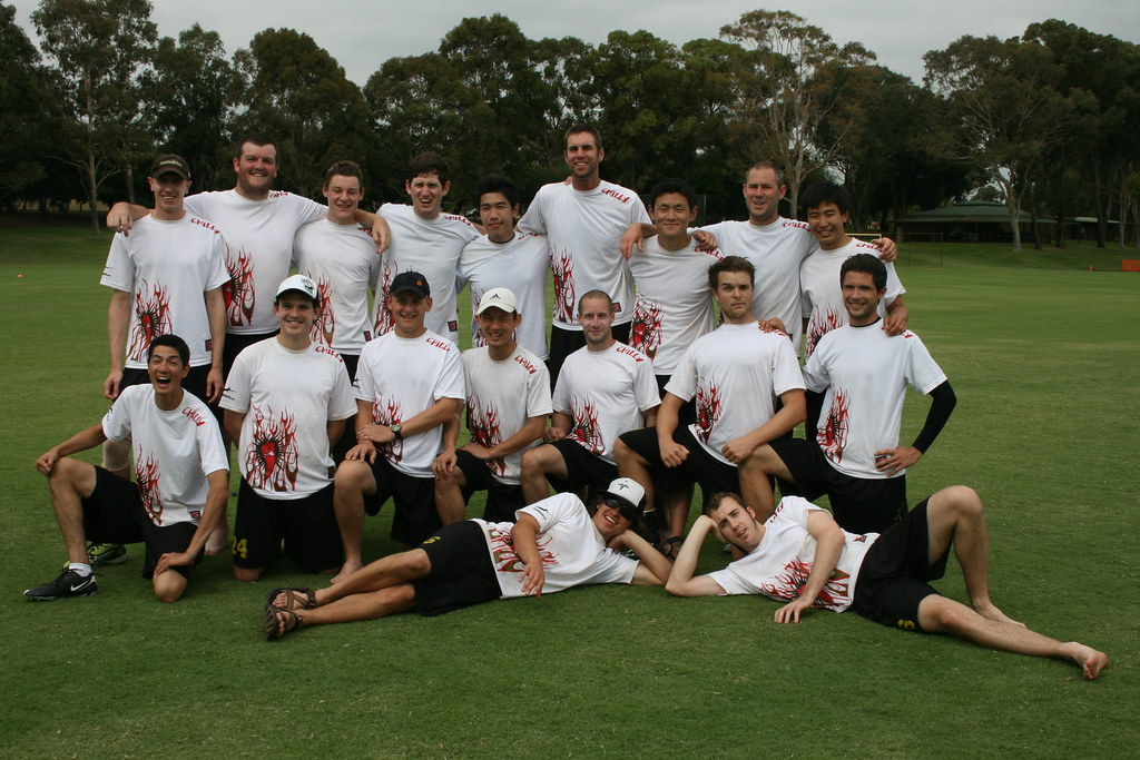 Australian Ultimate Championships 2009