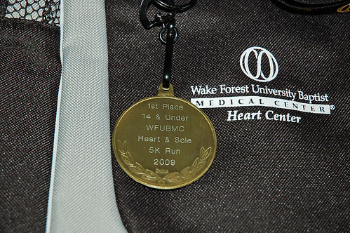 back medal