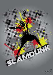 Slamdunk Artwork