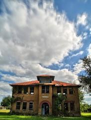 Popash School 08 (tantrum_dan) Tags: county school abandoned florida olympus hdr e500 hardee wauchula popash tantrumdan