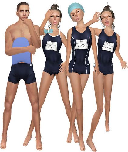 edelweiss, school swim