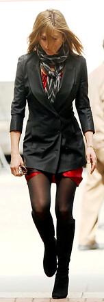 Jennifer Aniston by ilovewomenintights2