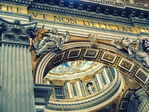 St. Peter's Basilica, Vatican City by Randy OHC, on Flickr