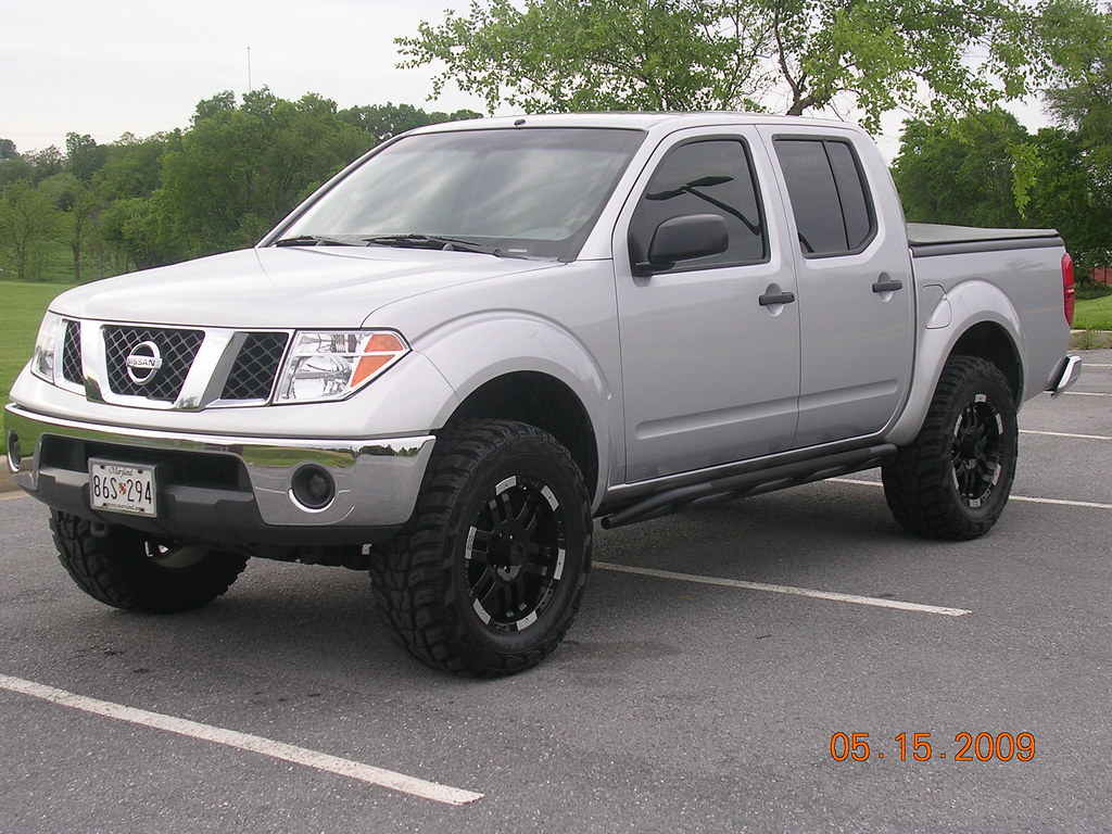 Lets see your before and after page 21 nissan frontier forum vanachro Gallery