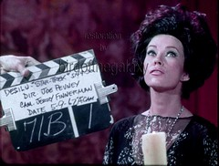 Sylvia 5.9.67 (birdofthegalaxy) Tags: startrek television 35mm scifi sciencefiction sylvia catspaw tos filmclip theoriginalseries culttv antoinettebower