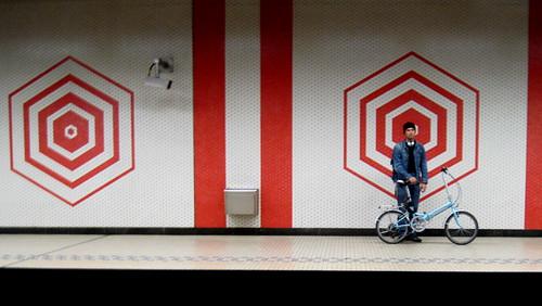 Metro Bike1