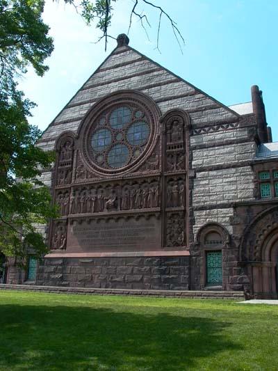 Old Chapel Princeton University