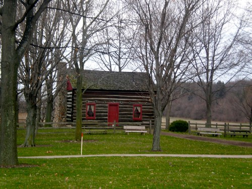 Peter Whitmer Cabin