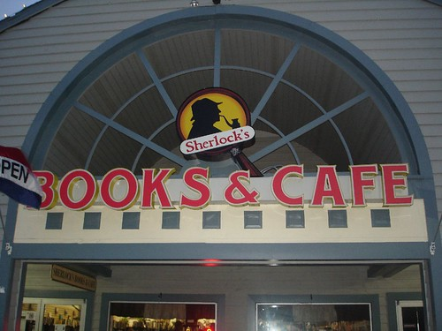 Sherlocks Books and Cafe