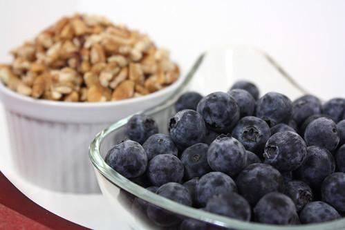 blueberries detail