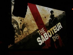 The Saboteur from Pandemic Shown off at EA Pre...