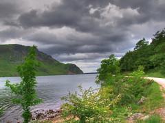 Big Sky (dillspics) Tags: trees sky mountain lake water clouds distance ennerdale dragondaggerphoto