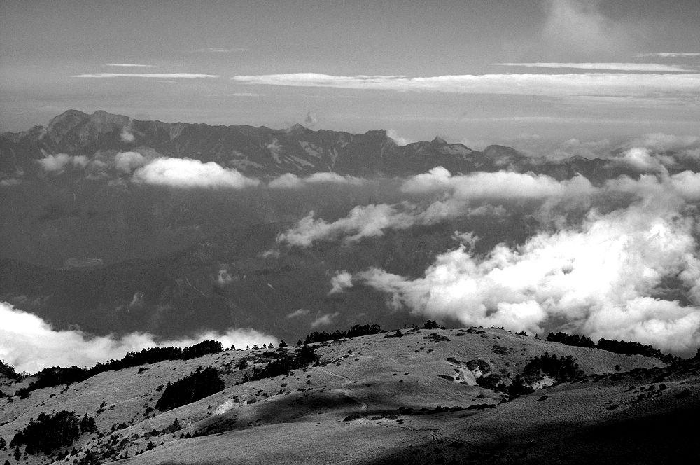 南湖大山day3-22 聖稜線