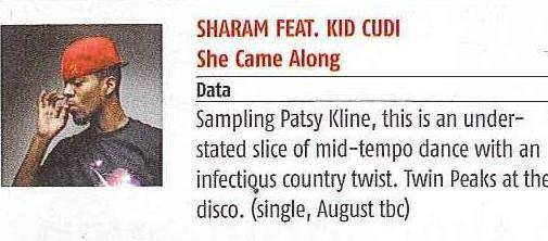Sharam - Music Week
