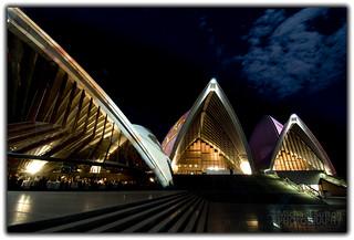 Sydney Opera House-VIVID 2009