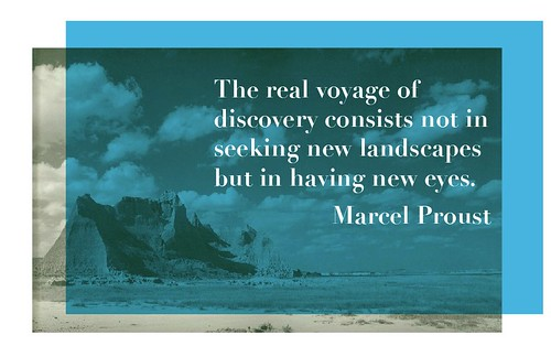 Marcel Proust / Travel by hulk4598.
