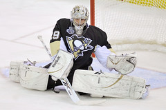 Another Great Marc-Andre Fleury Save
