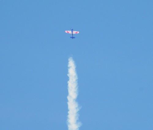 PARIS AIR SHOW 2009 / AEROBATIC / SALON DU BOURGET 2009