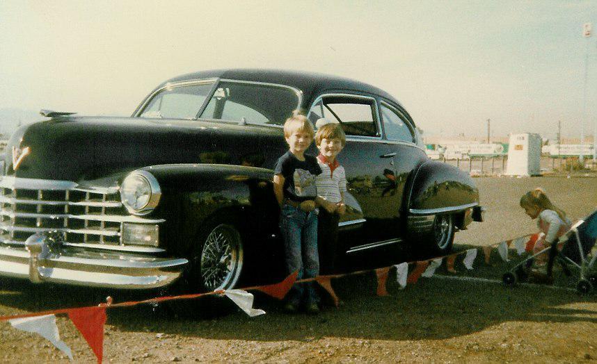Tyler&RussCar1982