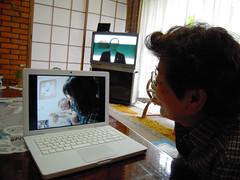 skype中