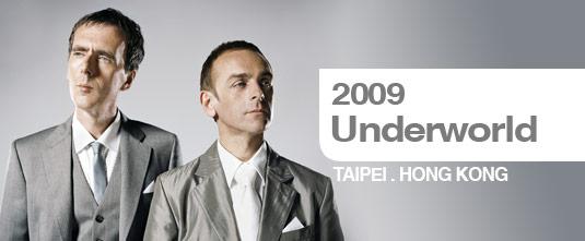 2009.09.26 Underworld 南港展覽館