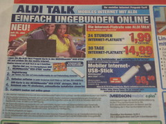 Aldi Talk - Medion Mobile