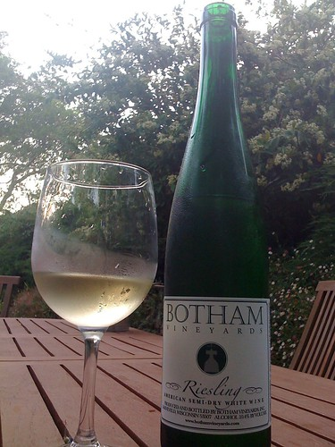 NV Botham Vineyards Riesling