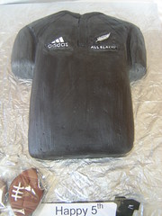 all blacks rugby jersey (The Whole Cake and Caboodle ( lisa )) Tags: newzealand cakes cake uniform rugby jersey allblacks whangarei buttercream caboodle fondantaccents thewholecakeandcaboodle