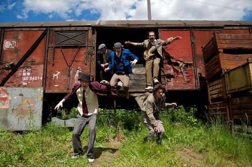 ZiehGäuner Shooting Juni 2009