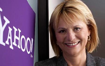 Carol Bartz de Yahoo!