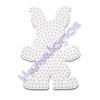 Placa Hama Midi: Conejo