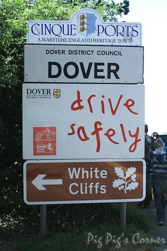 Dover, Broadstairs, Canterbury weekend 02