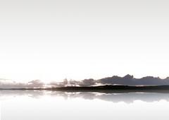 minimal landscape copy