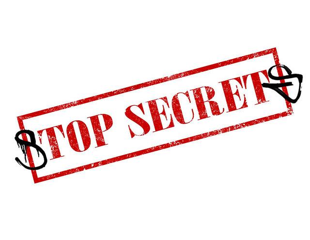 stop secrets
