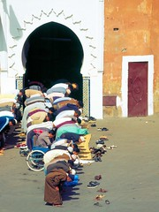 Morocco Marrakesh Prayers