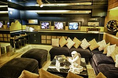 Elvis's TV Room (Angelo Bufalino - AirTeamImages) Tags: nikon king memphis elvis software pro nik mansion nikkor superstar presley graceland hdr 28300 efex d700